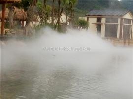 人工湖人造雾设备