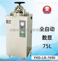 立式壓力蒸汽滅菌器報價 全自動75L