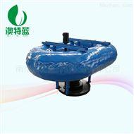 河道浮筒式潛水曝氣機