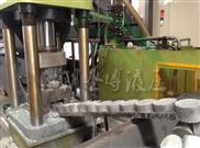 废铝刨花压块机|铜刨花压饼机