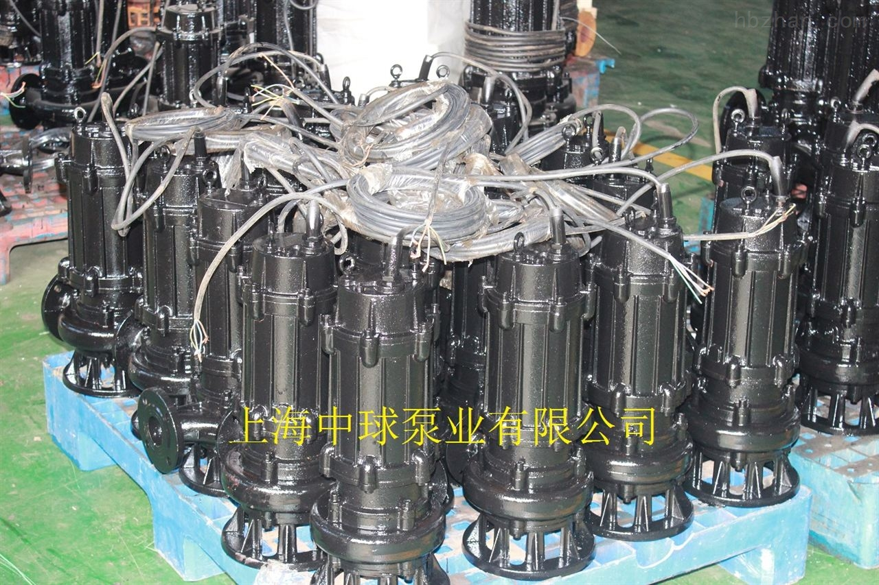 50WQ10-25-2.2潜水排污泵