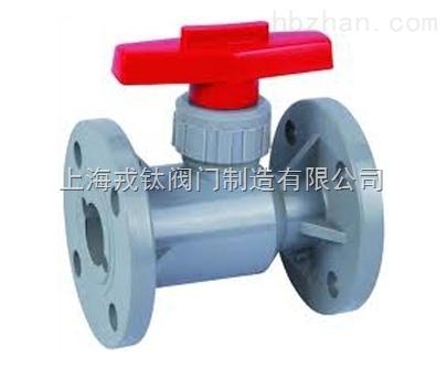 摘要:PVC法兰球阀产品不但耐酸、耐碱、耐腐蚀,且具有较高的机