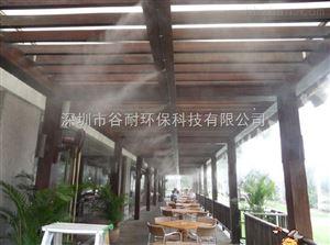 砖厂喷雾降温设备