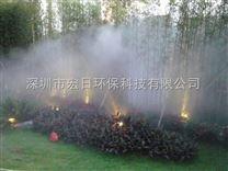 人造雾设备 加湿喷雾机 喷雾系统加湿