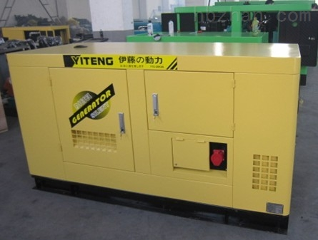 伊藤动力24KW静音柴油发电机