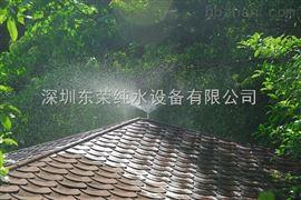 玻璃屋顶降温工程