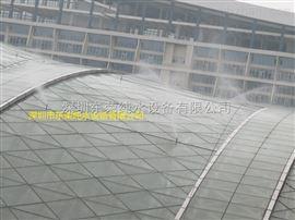 玻璃屋顶喷雾降温工程