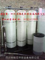 國內大型水處理廠雙級反滲透純水機