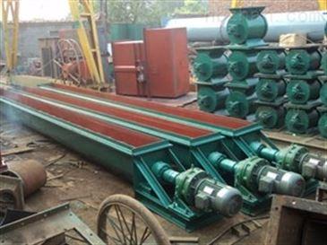 齐全 上海热卖万洁高温水冷螺旋输送机
