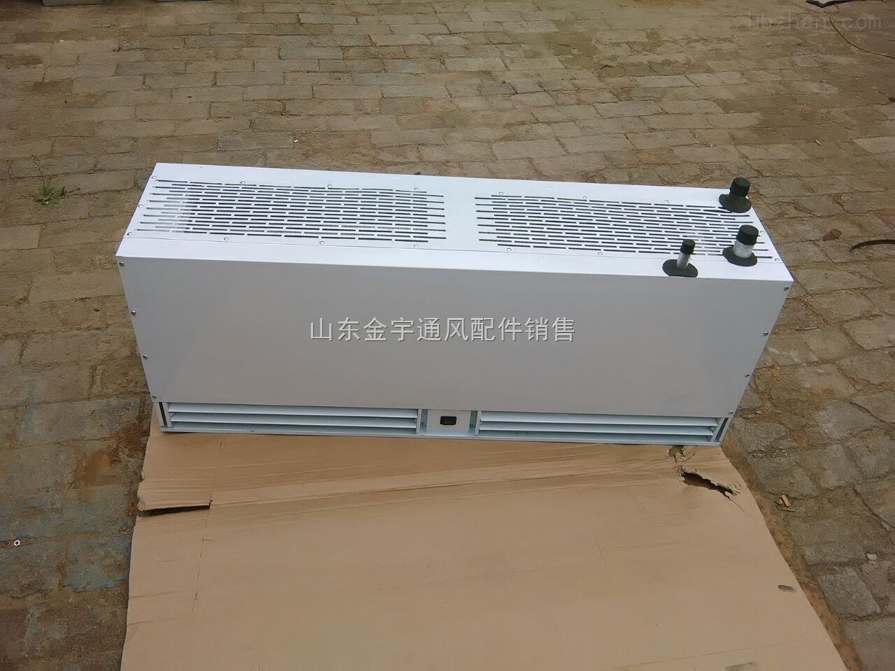 RM-1509/12-S-Y/Z贯流式热空气幕