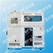 全自動原油蒸餾測定儀