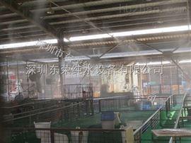 家禽批发市场消毒通道工程
