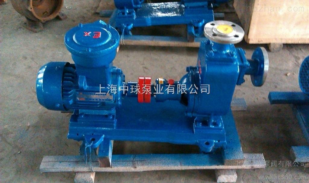 50ZX15-60自吸泵