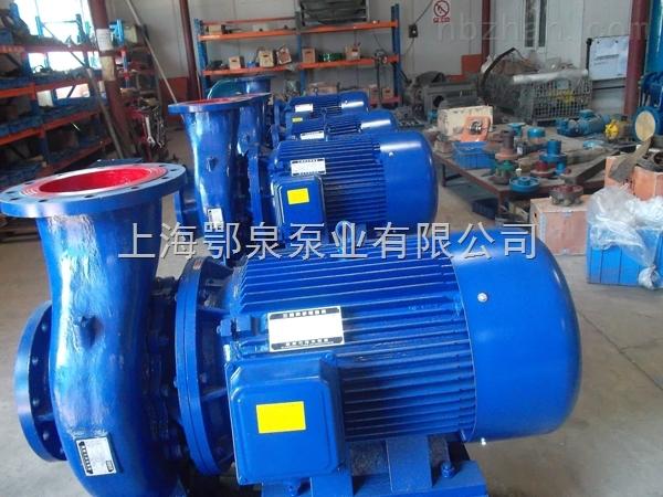 ISW型單級單吸臥式管道離心泵