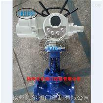 J941H-16C DN250电动调节截止阀