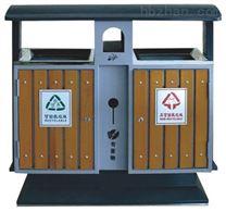 钢木垃圾桶厂家