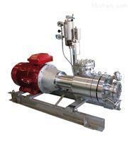 超高速分散乳化機,納米級高速分散乳化機