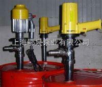 EQSB型卫生级油桶泵不锈钢卫生级插桶油泵