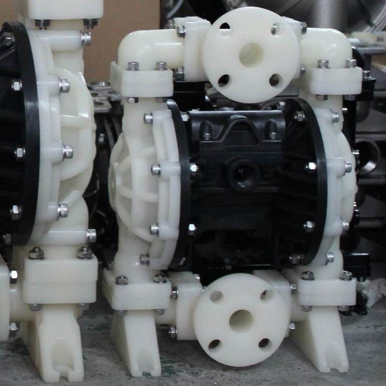 耐腐蚀氟塑料隔膜泵