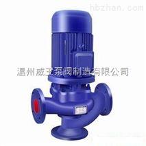 GW型立式管道排污泵