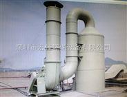 PP有机废气处理洗涤塔