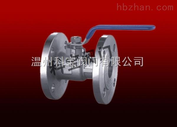 一体式正通法兰球阀 Q41F-16P 1/2寸-6寸