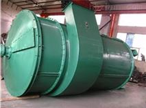 LHF系列回转反吹袋式除尘器厂家