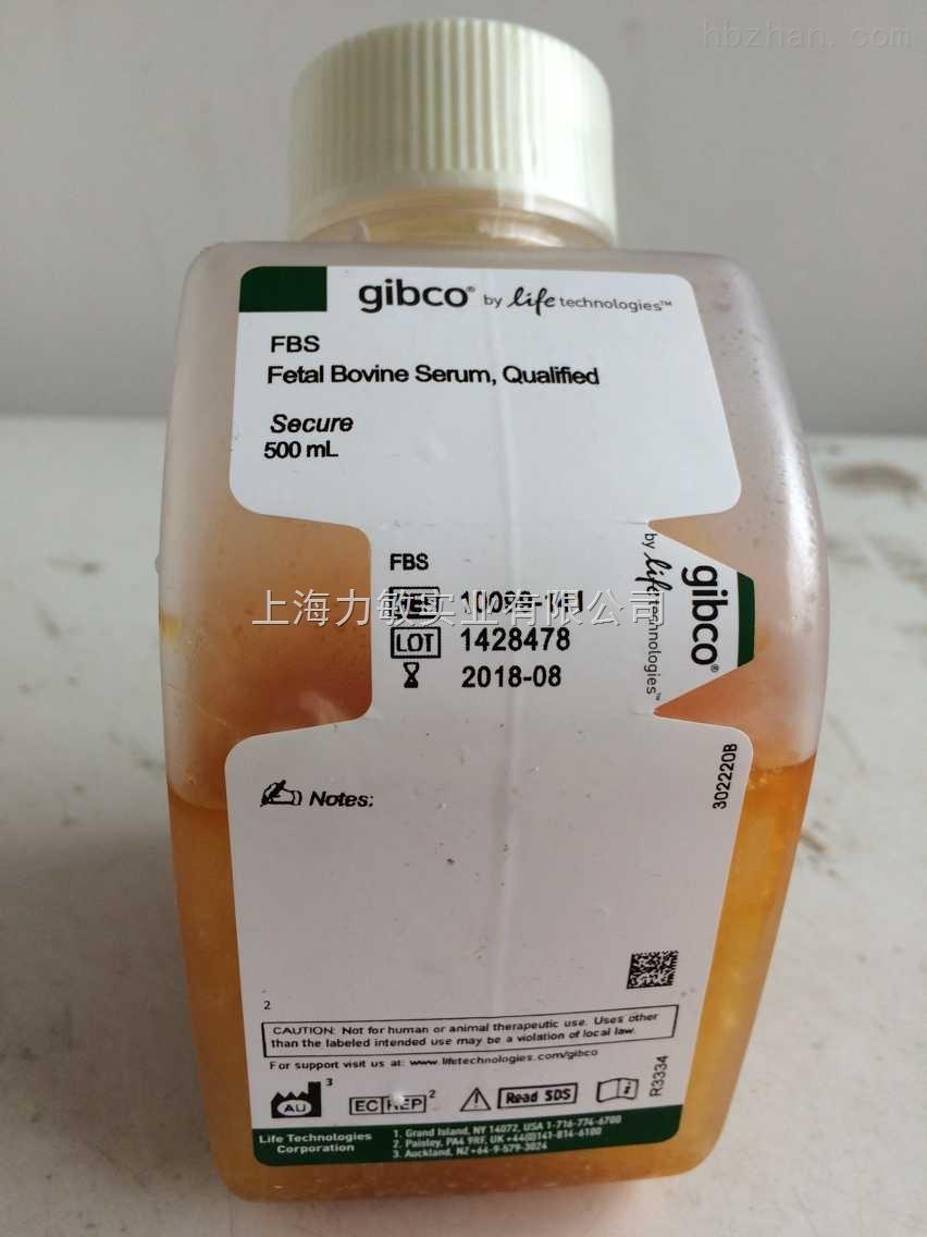 gibco胎牛血清10099-141