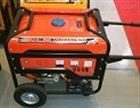 移动开架式小型汽油发电机8KW价格