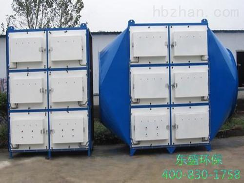 三乡米长橡胶厂设备图纸处理恶臭UV光解净化楼梯层8米带废气设计三13宽强效图片