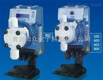 接收4~20mA信号的隔膜泵加药泵计量泵