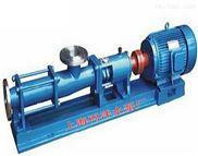 G型单螺杆泵,不锈钢螺杆泵选型