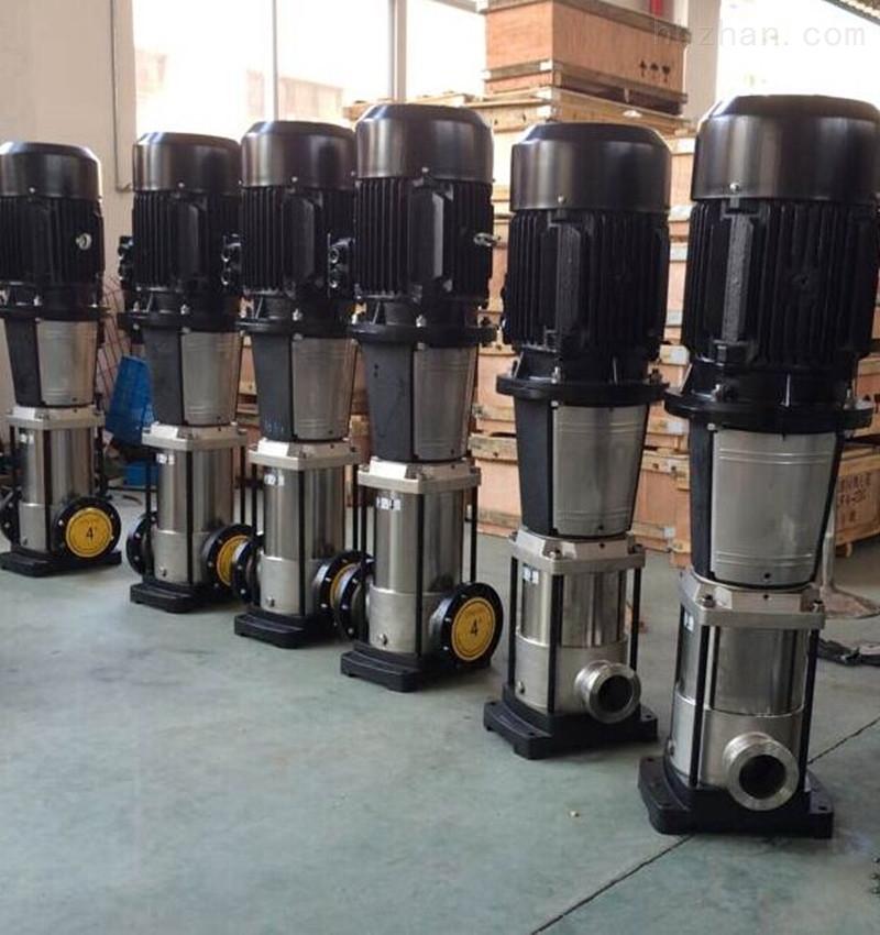 高压高温多级离心泵