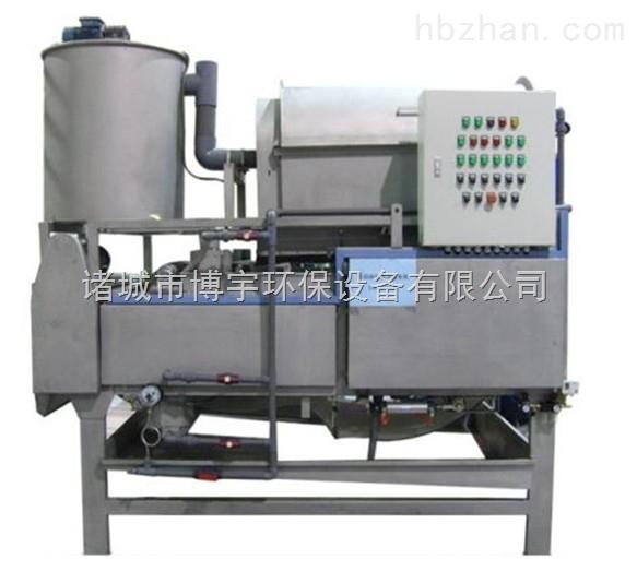 天津转鼓式浓缩脱水一体机制造商 质优价廉