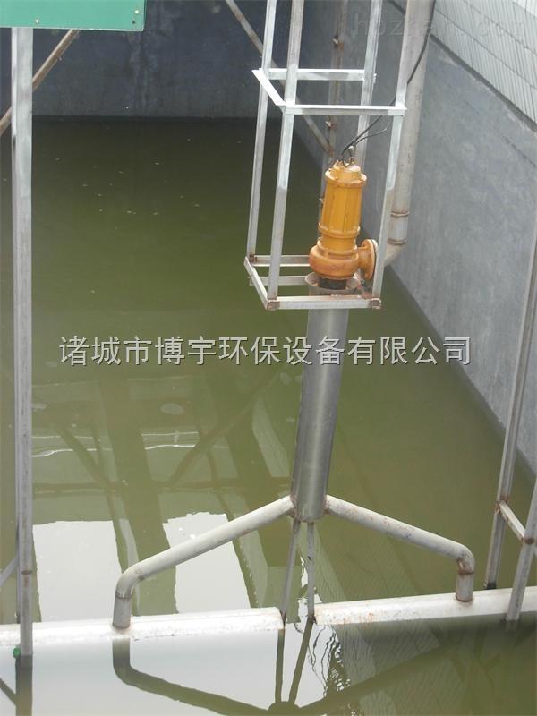 博宇行车式泵吸泥机