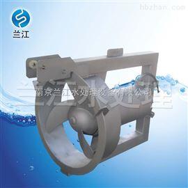 潜污回流泵 螺旋桨式穿墙泵