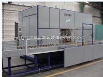 三槽式碳氢精密零件超声波清洗机