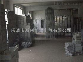 加工定做防爆箱外壳铝合金翻砂铸造防爆箱壳体