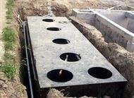 污水一体化设备处理