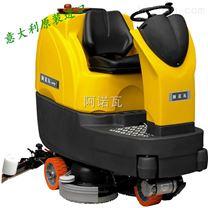 重工业驾驶式洗地机