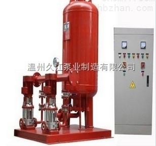 消防气压给水设备-供求商机-温州久江泵业制造有限图片
