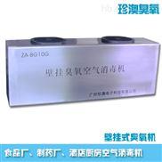 浙江小型臭氧發生器 食品廠車間 壁掛式 殺菌消毒臭氧消毒機BG10G