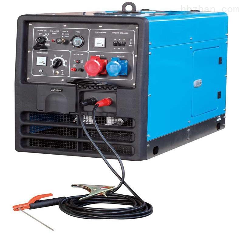 250a柴油发电机带电焊机价格