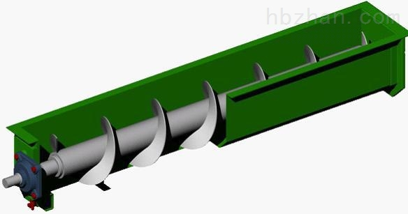 u型螺旋输送机结构图促销