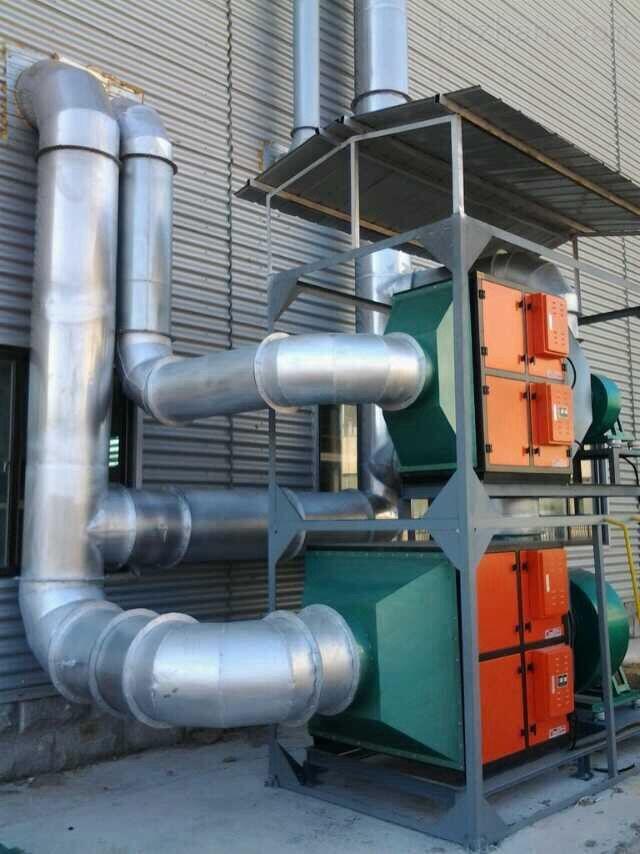 静电式工业油烟净化器价格