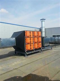 PVC橡胶厂工业油烟净化器