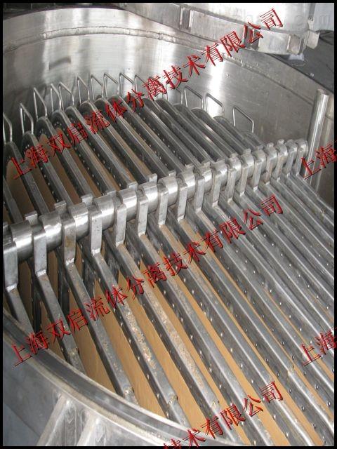VBF-叶片硅藻土过滤机