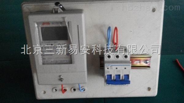 插卡电表读卡器接线方式 插卡电表-北京ddsy电表产地