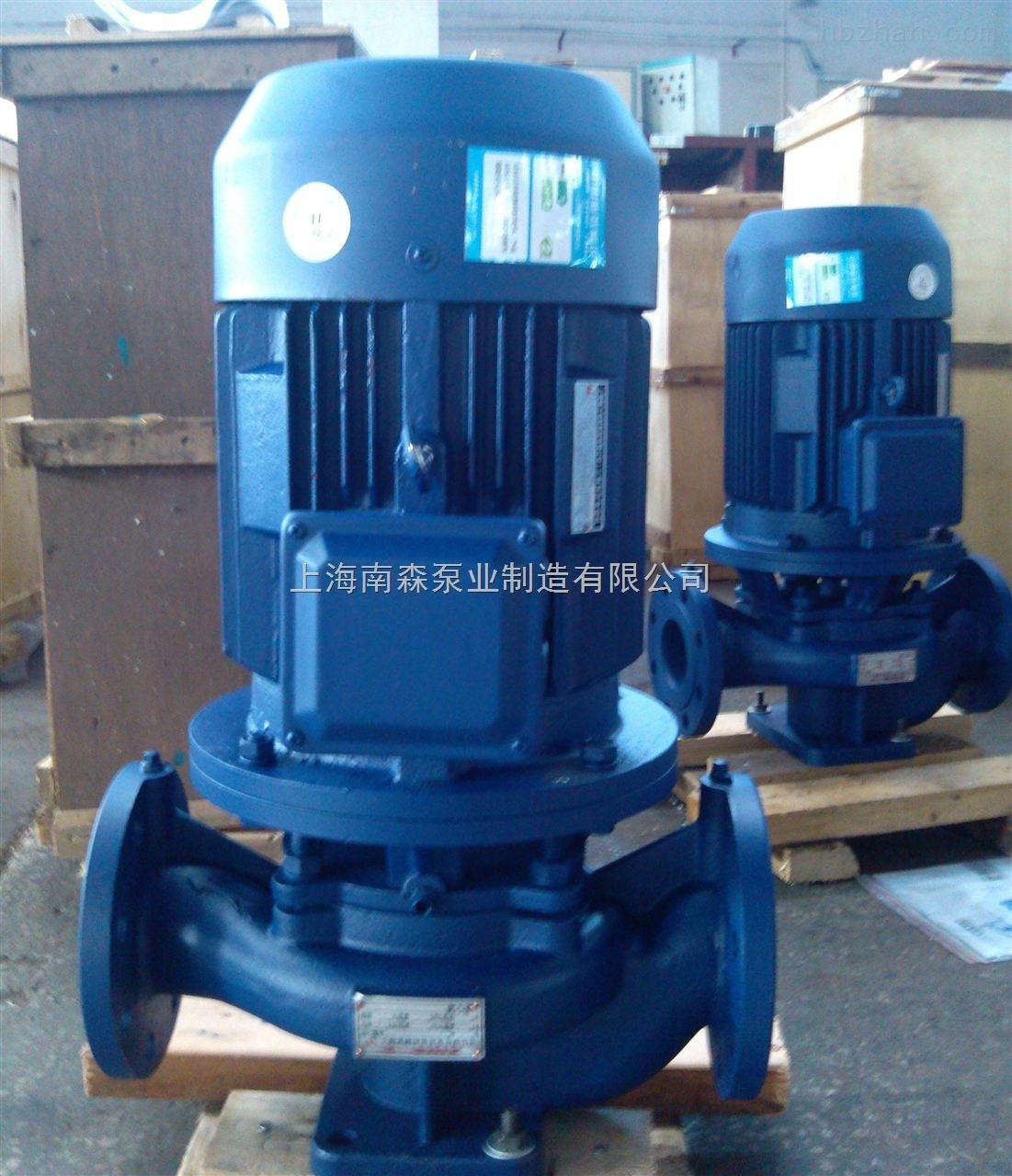 ISG立式离心式空调冷却水循环泵
