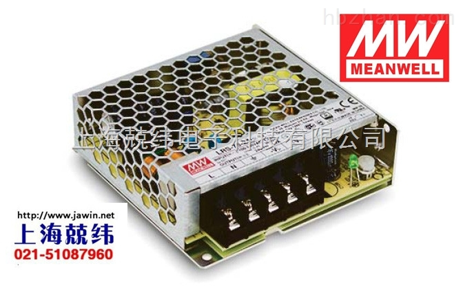 lrs-75-15 75w 15v5a明纬超薄高性能开关电源